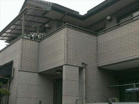 中西塗装の施工事例【Before】